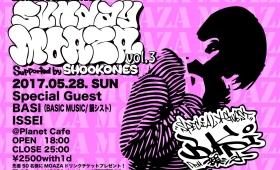 5/28 浜松 Planet Cafe(BASI)