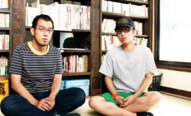 BASI×上田誠(ヨーロッパ企画)関西クリエーター対談掲載